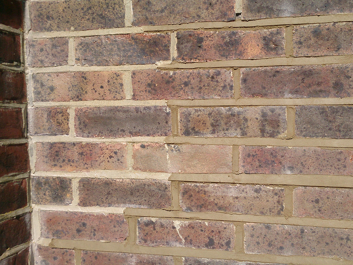 Brick repointing by Superpoint in Ashington, West Sussex