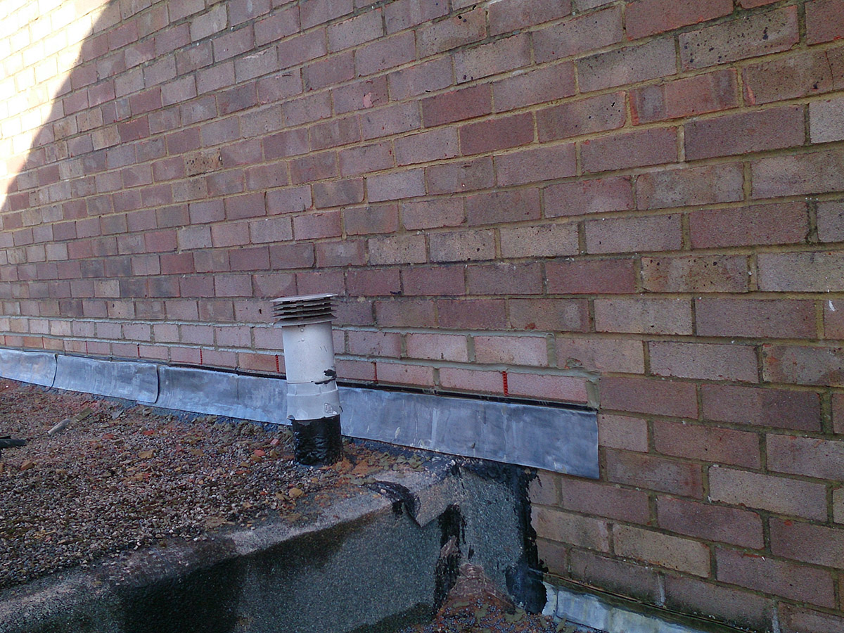 Cavity tray installation by Superpoint